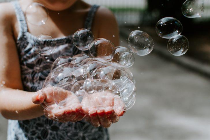 掃除のやる気を上げる方法は石鹸の匂い