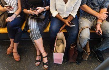 通勤時間を有効活用する過ごし方