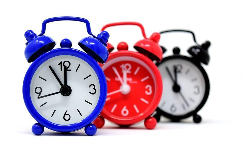 集中できる時間帯のタイプ