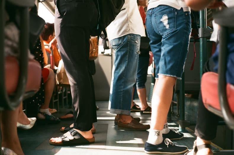 満員電車のストレスによる5つの悪影響
